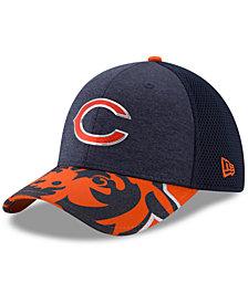 New Era Chicago Bears 2017 Draft 39THIRTY Cap