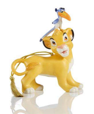 Disney's Simba & Zazu Ornament