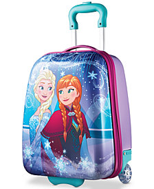 "Disney Frozen 18"" Hardside Rolling Suitcase By American Tourister"