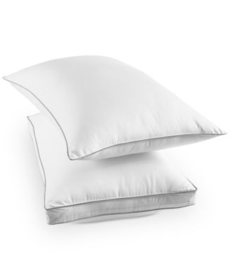 dream science memorelle memory foam alternative pillows by martha stewart collection created for macyu0027s - Tempurpedic Pillows