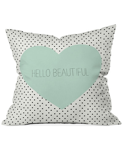 Deny Designs Allyson Johnson Hello Beautiful Heart 16