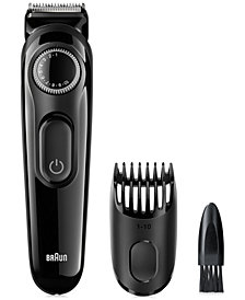 Braun BT3020 Men's Beard Trimmer