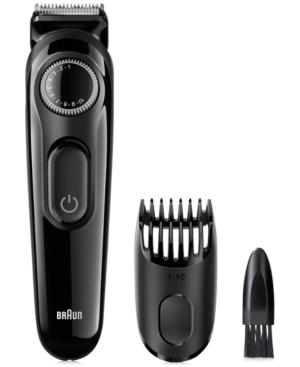 Image of Braun BT3020 Men's Beard Trimmer