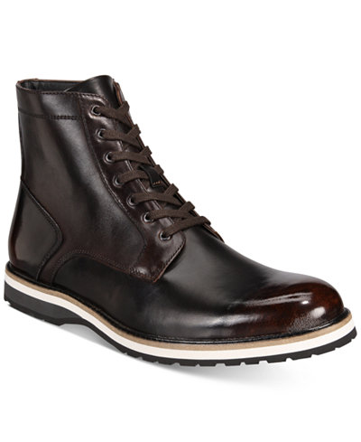 Bar Iii Men S Damian Lace Up Boots Created For Macy