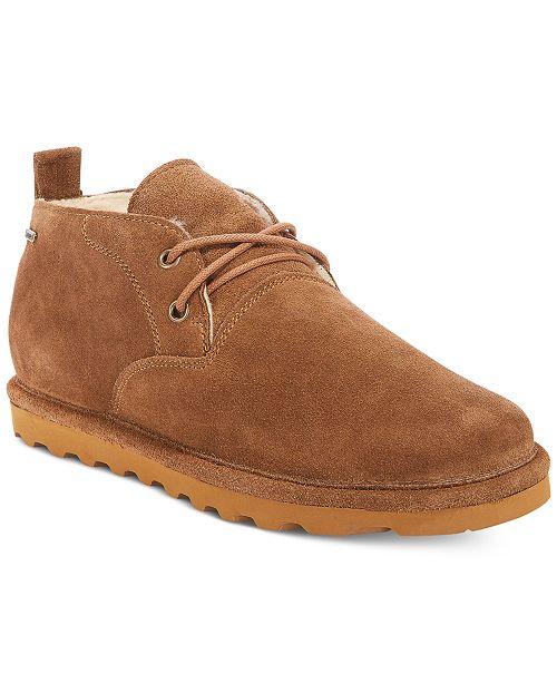 25e21c199542 BEARPAW Men s Spencer Chukka Boots   Reviews - All Men s Shoes - Men ...