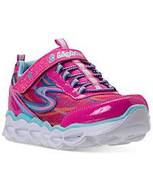 Skechers Little Girls' S Lights: Lumos Running Sneakers from Finish Line