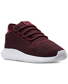 adidas Men's Tubular Shadow 3D Knit Casual Sneakers from Finish Line