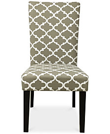 Essman Dining Chair, Quick Ship