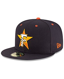 Fresno Grizzlies MiLB AC 59FIFTY Fitted Cap