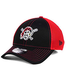 New Era Pittsburgh Pirates Team Front Neo 39THIRTY Cap