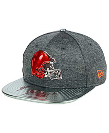 New Era Cleveland Browns 2017 Draft 9FIFTY Snapback Cap