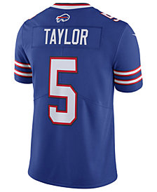 Nike Men's Tyrod Taylor Buffalo Bills Vapor Untouchable Limited Jersey