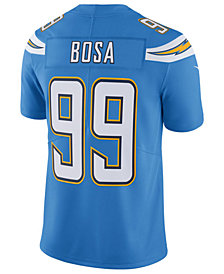 Nike Men's Joey Bosa Los Angeles Chargers Vapor Untouchable Limited Jersey