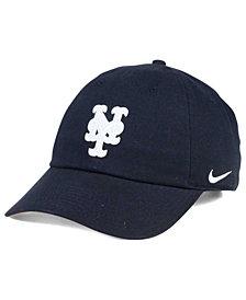 Nike New York Mets Felt Heritage 86 Cap