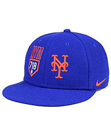 Nike New York Mets Verbiage True Cap