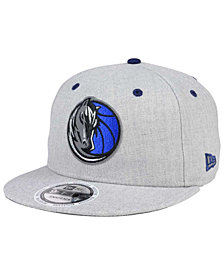 New Era Dallas Mavericks Total Reflective 9FIFTY Snapback Cap