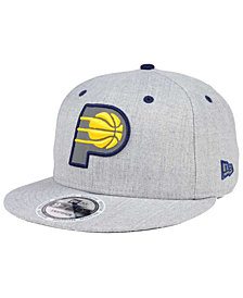 New Era Indiana Pacers Total Reflective 9FIFTY Snapback Cap