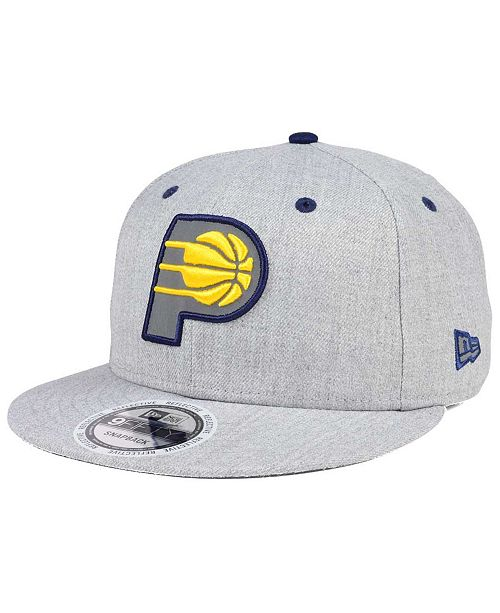 on sale 6a5a1 bd4e5 ... New Era Indiana Pacers Total Reflective 9FIFTY Snapback Cap ...