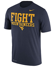 Nike Men's West Virginia Mountaineers Legend Verbiage T-Shirt