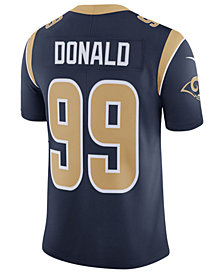 Nike Men's Aaron Donald Los Angeles Rams Vapor Untouchable Limited Jersey