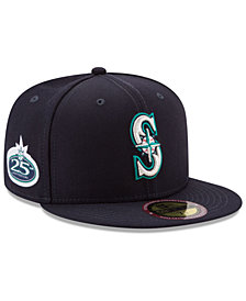 New Era Seattle Mariners Ultimate Patch Collection Game 59FIFTY Fitted Cap