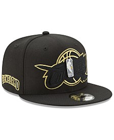 New Era Cleveland Cavaliers Playoff Push 9FIFTY Snapback Cap