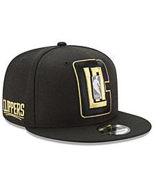 New Era Los Angeles Clippers Playoff Push 9FIFTY Snapback Cap