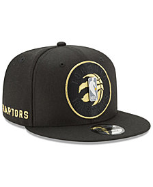 New Era Toronto Raptors Playoff Push 9FIFTY Snapback Cap