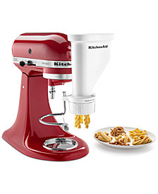 Attirant KitchenAid KSMPEXTA Pasta Press Stand Mixer Attachment