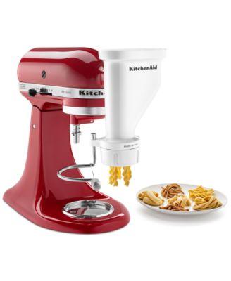 kitchenaid ksmpexta pasta press stand mixer attachment reviews rh macys com amazon kitchenaid stand mixer attachments kitchenaid stand mixer spiralizer attachment