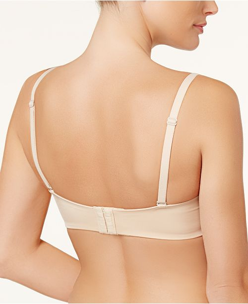 a699cb60aa482 Wacoal Amazing Assets Strapless Push-Up Bra 854220   Reviews - All ...