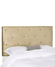 Martin Queen Tufted Headboard, Quick Ship