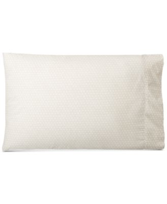 Lakeview Cotton Percale Count Pair of Standard Pillowcases
