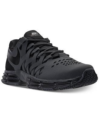 Nike Men's Lunar Fingertrap Training Sneakers from Finish