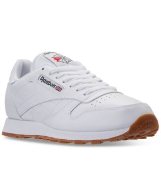 men's reebok classic leather