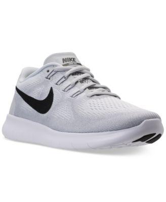 nike free run tennis shoe
