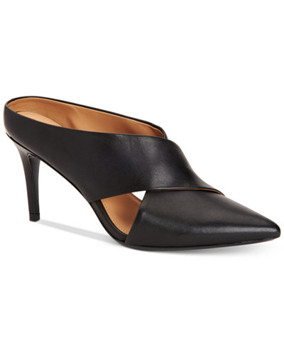 Calvin Klein Women's Gilliana Pointed-Toe Pumps