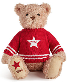 Macy's Classic NYC Star Bear, Created for Macy's