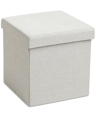 Ideal Poppin Storage Box Seat & Ottoman - Cleaning & Organization - Home  RS69