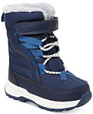 Carters Basel Faux-Fur Snow Boots Toddler & Little Boys
