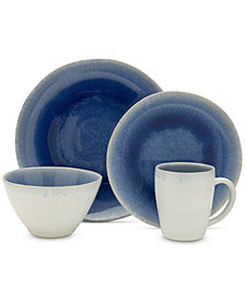 Mikasa 4-Pc. Aventura Blue Place Setting