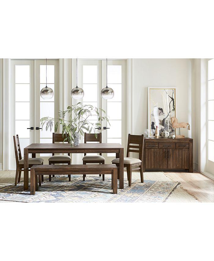 Furniture Avondale Large Dining, Macys Dining Room Sets