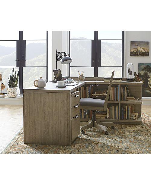 Office Furniture Collection: Furniture Ridgeway Home Office Furniture Collection