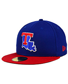 New Era Louisiana Tech Bulldogs AC 59FIFTY Cap