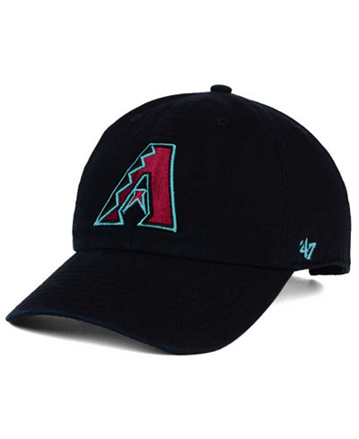 '47 Brand Arizona Diamondbacks On-Field Replica CLEAN UP Cap