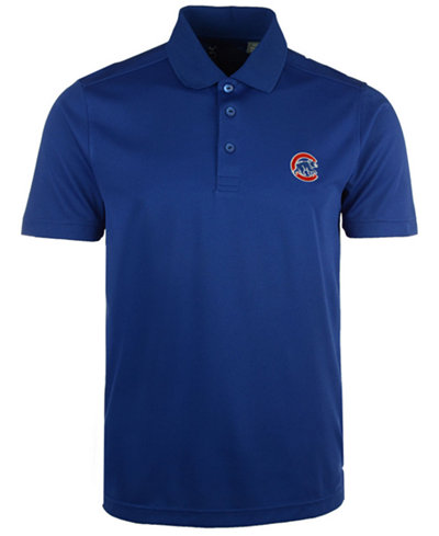 Cutter & Buck Men's Chicago Cubs Fairwood Polo Shirt