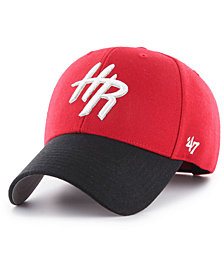 '47 Brand Houston Rockets Wool MVP Cap