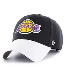 '47 Brand Los Angeles Lakers Wool MVP Cap