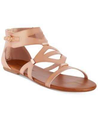Image of ZIGIny Neves Gladiator Sandals
