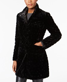 Via Spiga Womens Coats - Macy's : via spiga quilted coat - Adamdwight.com